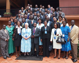 participants at the 2009 SEAPACOH meeting